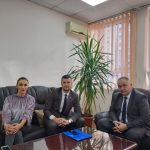 U.D Kryetari i Gjykatës Themelore në Pejë priti në takim Kryetarin e OAK – Dega në  Pejë