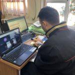 Mbahet seanca e parë gjyqësore online në Gjykatën Themelore Pejë